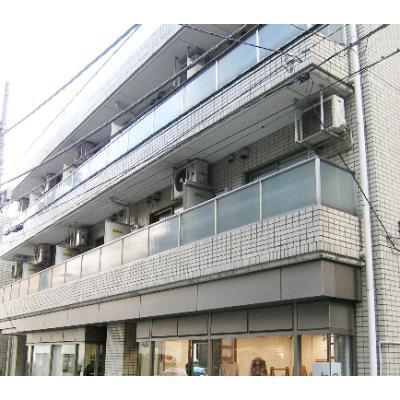 【外観】パークノヴァ渋谷