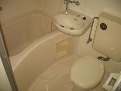 【浴室】ハイムミーテ大和