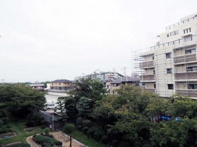 【展望】東仁川団地4号棟