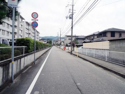 【周辺】東仁川団地4号棟