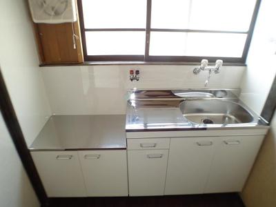 【キッチン】カラーズビンテージ高取山の家