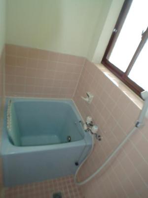 【浴室】カラーズビンテージ高取山の家