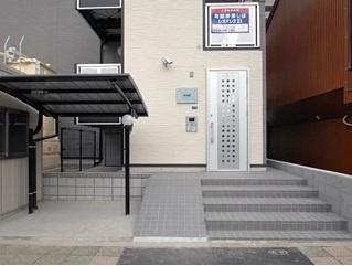 【エントランス】青木橋