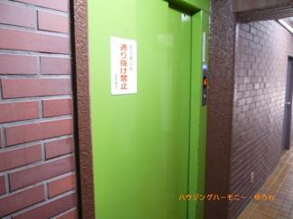 もちろん、エレベーター付き