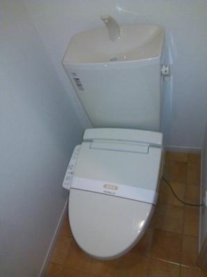 シャリマーディスのトイレ