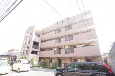 ★オートロック4階建てマンション