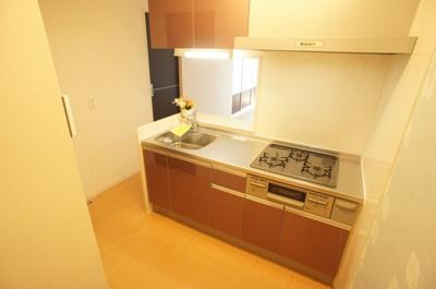 【キッチン】オリーブガーデンひばりが丘