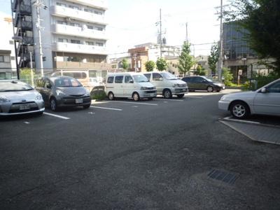 【駐車場】ガーデン陽光園