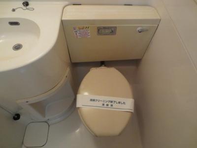 【トイレ】ラインハイム