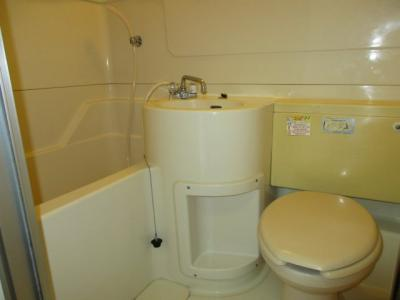 【浴室】ラインハイム