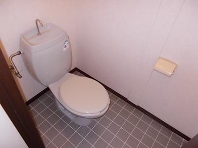 【トイレ】パナシャルムA