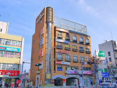 【外観】奈良ラインハウス