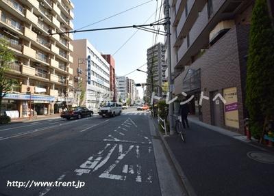 【周辺】メインステージ江戸川橋Ⅲ