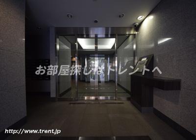【エントランス】メインステージ江戸川橋Ⅲ
