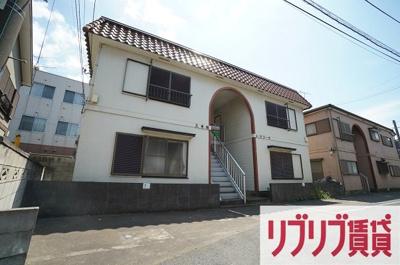 【外観】小川コーポ3号館