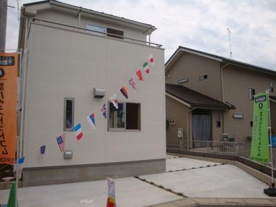 【外観】鴻巣市愛の町/新築分譲住宅
