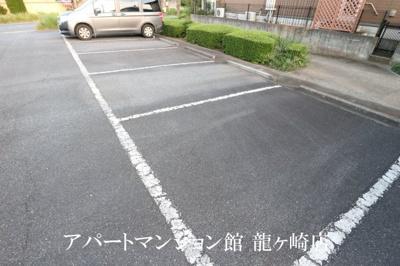 【駐車場】プレステージA