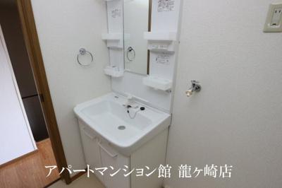 【洗面所】プレステージA
