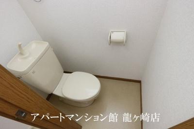 【トイレ】プレステージA