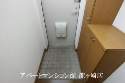 【玄関】プレステージA