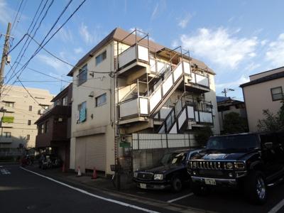 【外観】石神井フラワーコーポ