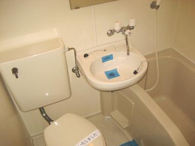 【浴室】メゾン・ド・八千草
