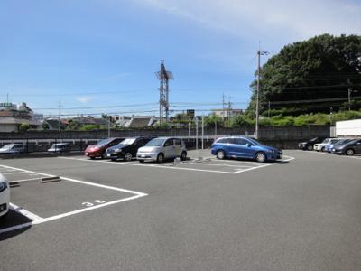 【外観】川上駐車場