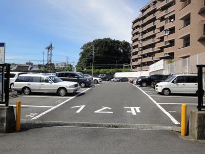 川上駐車場