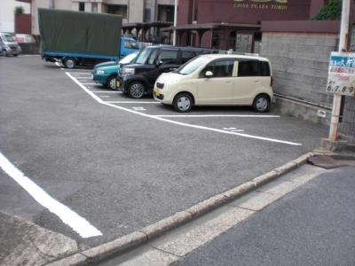 【外観】第2川上駐車場