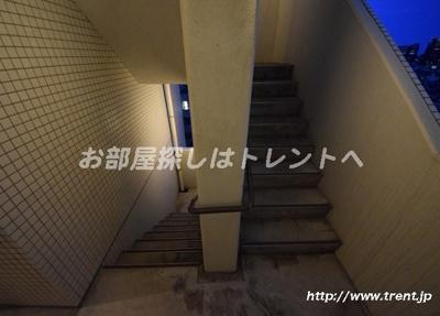 【その他共用部分】グランスイート神楽坂