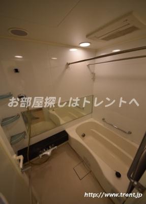 【浴室】グランスイート神楽坂