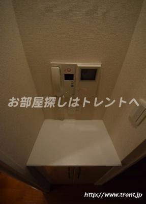 【設備】グランスイート神楽坂