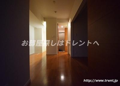 【居間・リビング】グランスイート神楽坂