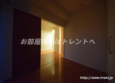 【洋室】グランスイート神楽坂