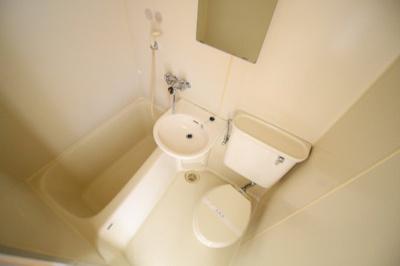 【浴室】カサ水木