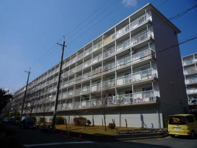 【外観】中山五月台住宅14号