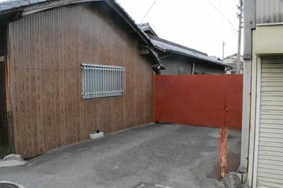 【外観】ハゼ倉庫