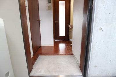 ドアから始まる新生活