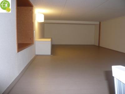 ロフト ※別のお部屋の写真です。