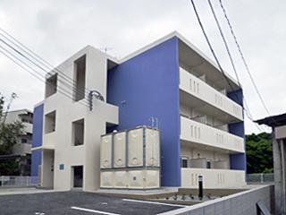 【外観】Lキャンパス沖国
