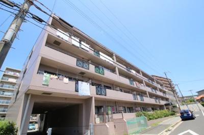 【外観】フォーラム城ヶ岡 弐番館