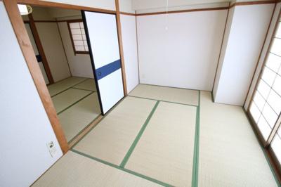 【和室】フォーラム城ヶ岡 壱番館