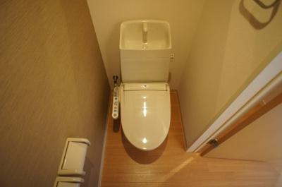 【トイレ】カーサフリージア