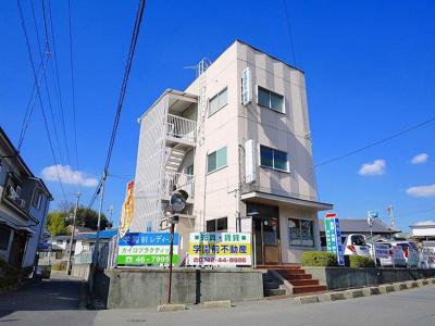 【外観】学園前不動産ビル