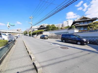 【周辺】学園前不動産ビル