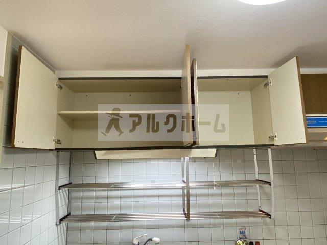 メゾンドゥボヌール キッチン