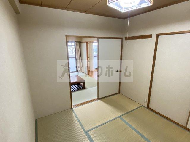 メゾンドゥボヌール 和室②