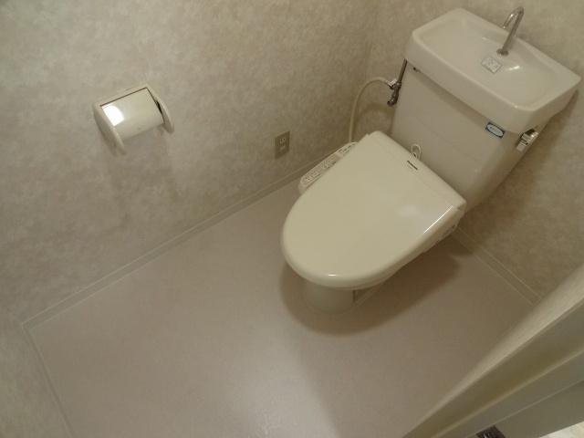 【トイレ】メゾンドゥボヌール