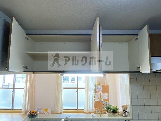 【居間・リビング】メゾンドゥボヌール