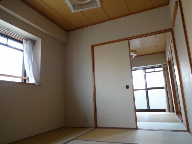 【和室】メゾンドゥボヌール